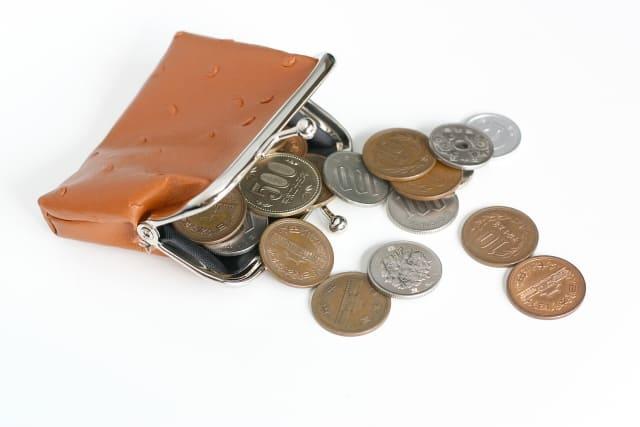 セブン銀行ATMは小銭は使えない