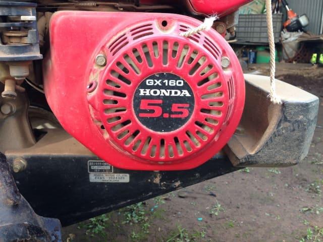 耕運機のリコイルスターター
